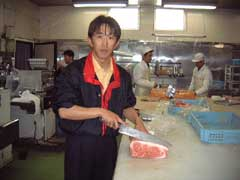 宮崎地区営業部長 吉本 和史