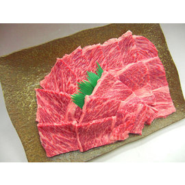 【送料無料】国産牛肩ロース焼肉 700g